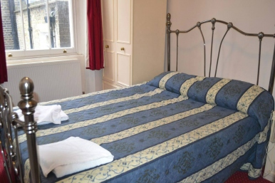 Double room at Blair Victoria Hotel