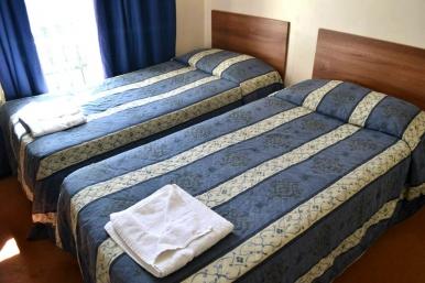 Twin room at Blair Victoria Hotel